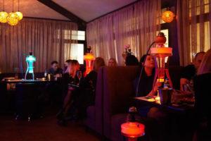 Lounge Terrace pre-party