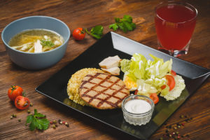 Lunch-time Fiji Lounge Bar