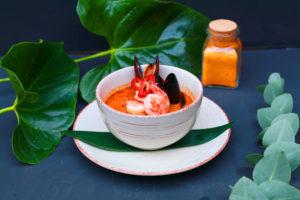 Том Ям — лучший суп в Fiji Lounge Bar