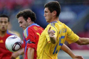 Смотри футбольный матч Украина – Испания в FIJI