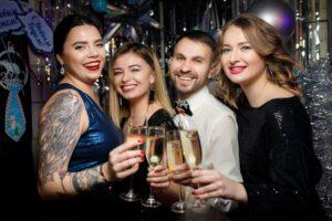 New Year Party 2021 — «Вокруг света за одну ночь»