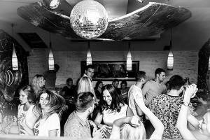 Фотоотчет с вечеринки 17 сентября