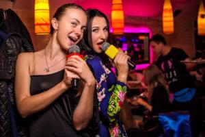 Фотоотчет с вечеринки 21 октября