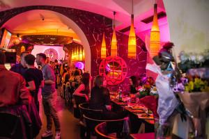 Караоке-зал ресторана Fiji (Киев, Сагайдачного 14В)