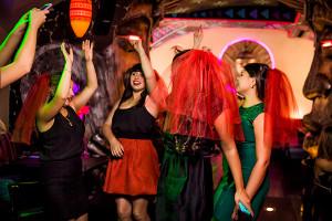 Фотоотчет с вечеринки 27 августа