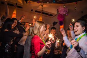 Фотоотчет с празднования Нового года в FIJI