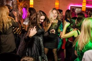 Фотоотчет с вечеринки 30 сентября
