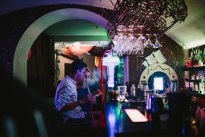 Кальяны Meduze в ресторане Фиджи (Киев, Подол)