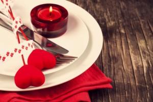 Valentine's Day в ресторане Fiji