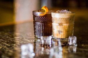 Кофе Cold Brew в меню Fiji Lounge Bar